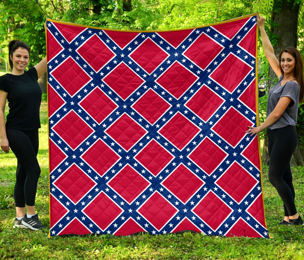 Limited Edition Southern Pride 3D Blanket  - QL-HG627