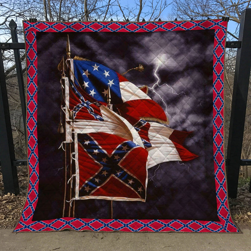 Limited Edition Southern Pride 3D Blanket  - QL-HG630
