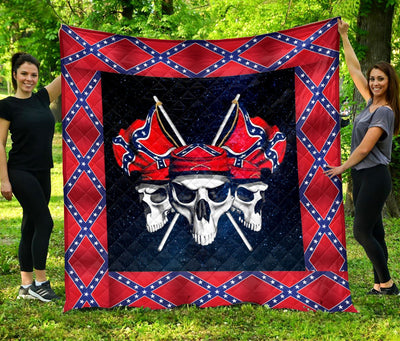 Limited Edition Southern Pride 3D Blanket  - QL-HG631