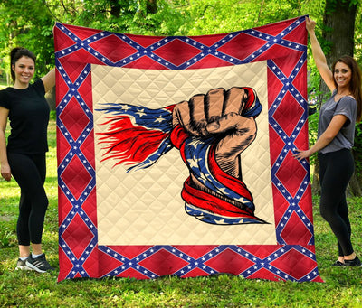 Limited Edition Southern Pride 3D Blanket  - QL-HG632