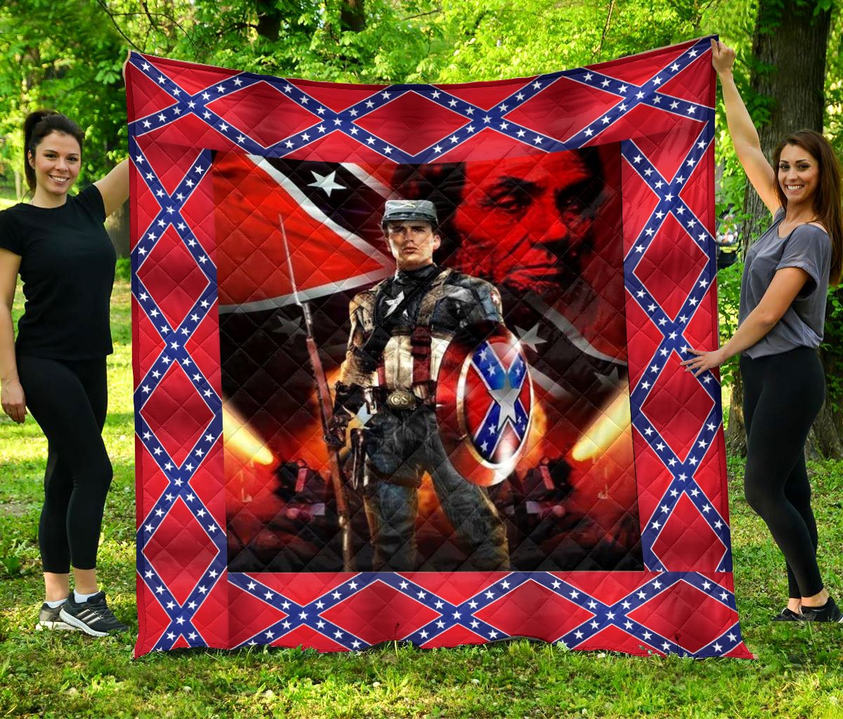Limited Edition Southern Pride 3D Blanket  - QL-HG633
