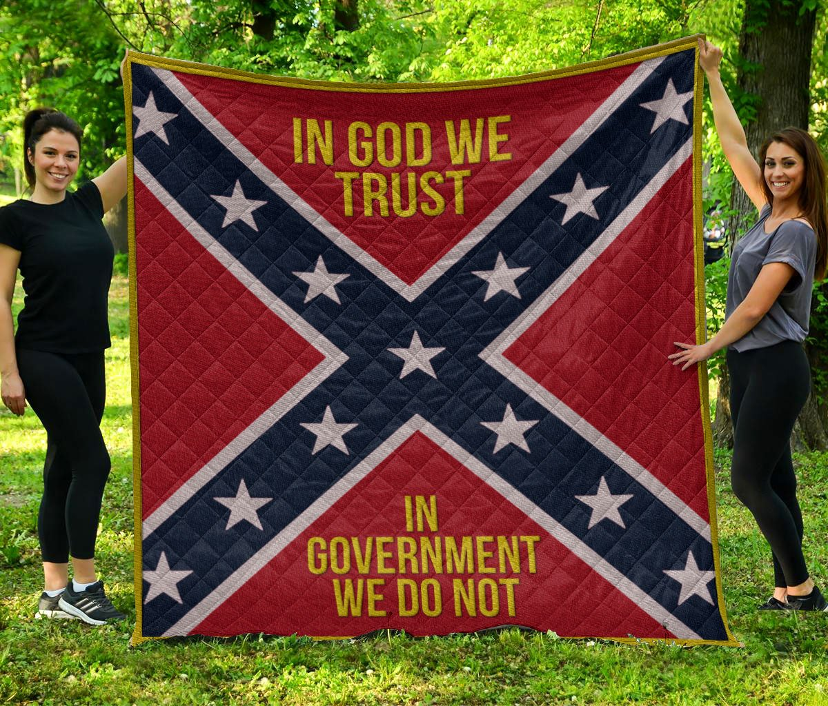 Limited Edition Southern Pride 3D Blanket  - QL-HG634