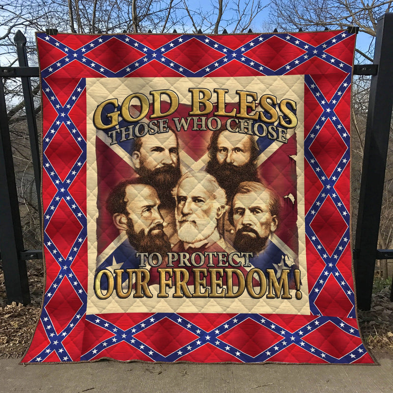Limited Edition Southern Pride 3D Blanket  - QL-HG635