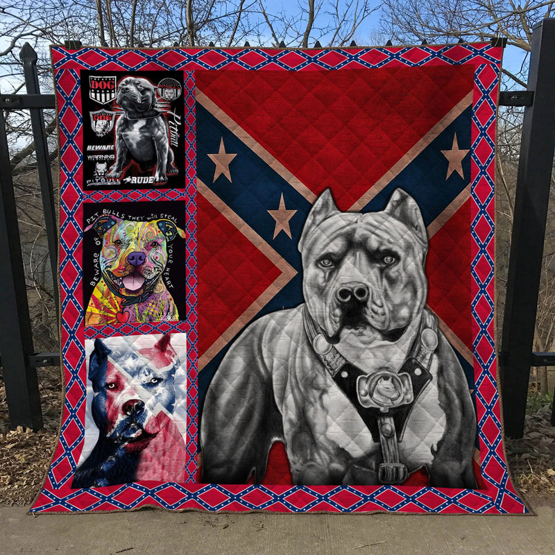 Limited Edition Southern Pride 3D Blanket  - QL-HG638