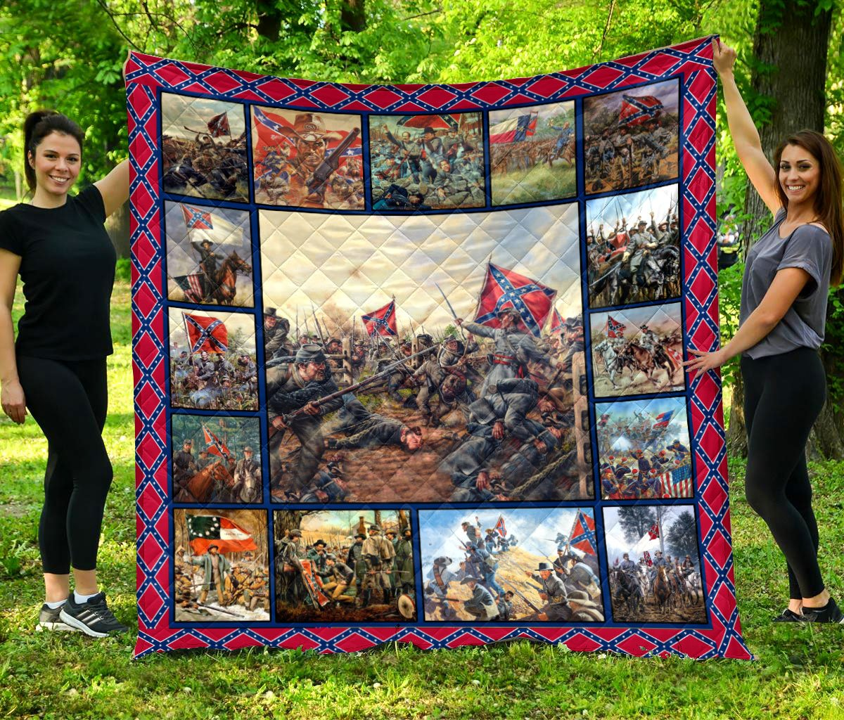 Limited Edition Southern Pride 3D Blanket  - QL-HG639