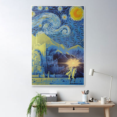 3D Canvas - 2 - 4zOutfitters Merchandise