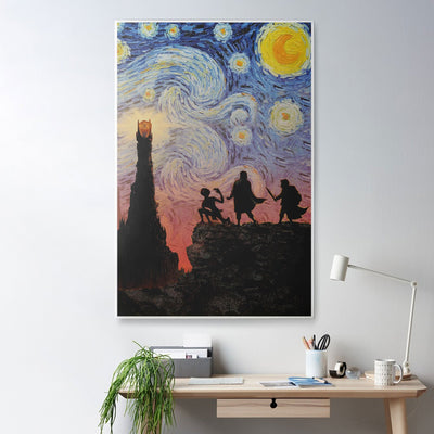 3D Canvas - 3 - 4zOutfitters Merchandise