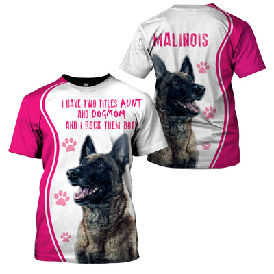 MALINOIS LIMITED EDITION NEW DESIGN - GnWarriors Clothing