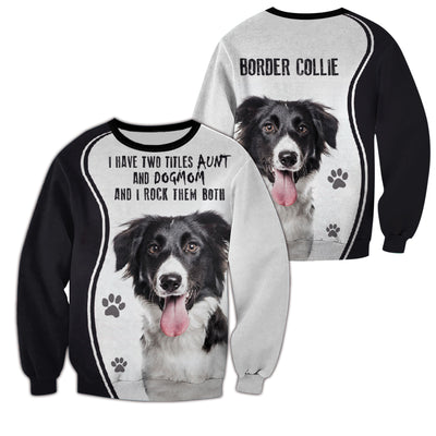 BORDER COLLIE LIMITED EDITION NEW DESIGN - GnWarriors Clothing