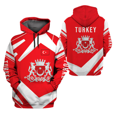 TURKEY LIMITED EDITION 3D FULL PRINTING - GnWarriors Clothing