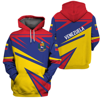 New 3D Printed Design - Limited Edition of Venezuela - GnWarriors Clothing