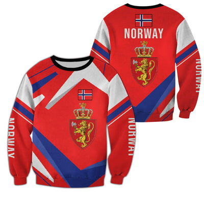 NORWAY  LIMITED EDITION 3D FULL PRINTING - GnWarriors Clothing