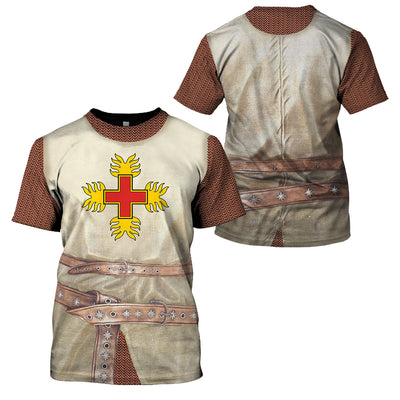 3D Knight - Order of the Dragon - GnWarriors Clothing