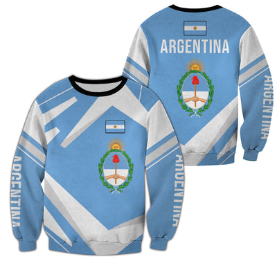 ARGENTINA LIMITED EDITION 3D FULL PRINTING - GnWarriors Clothing