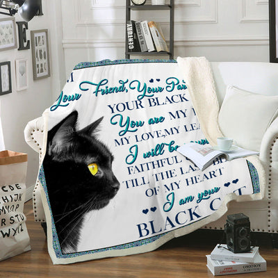 I AM YOUR BLACK CAT QUILT - GnWarriors Clothing