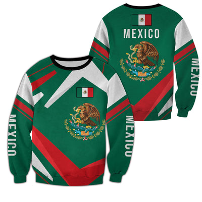 MEXICO LIMITED EDITION 3D FULL PRINTING - GnWarriors Clothing