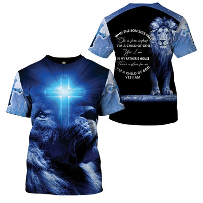 Best selling 3d apparel Christian - Im A Child of God - Yes I am