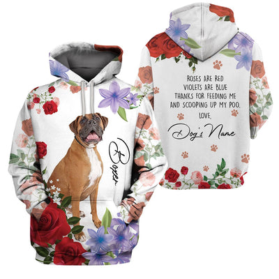 Best selling 3d apparel - Best dog mom customizable - 2