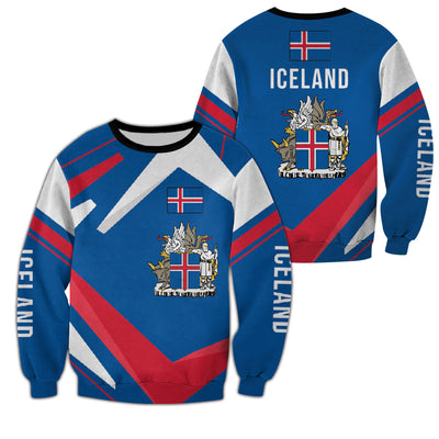 ICELAND LIMITED EDITION NEW DESIGN - GnWarriors Clothing