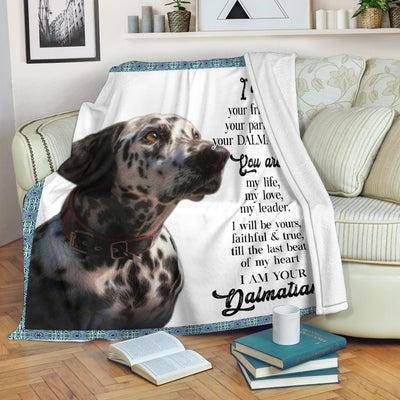 I AM YOUR DALMATIAN QUILT - GnWarriors Clothing