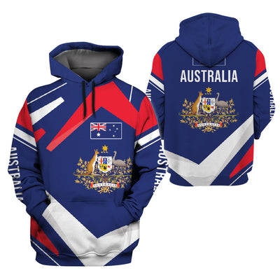 AUSTRALIA LIMITED EDITION NEW DESIGN - GnWarriors Clothing