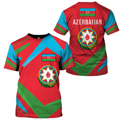 AZERBAIJAN LIMITED EDITION NEW DESIGN - GnWarriors Clothing