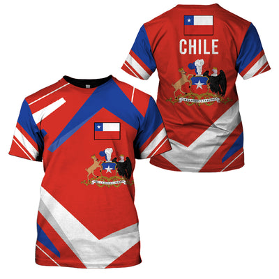 CHILE LIMITED EDITION NEW DESIGN - GnWarriors Clothing