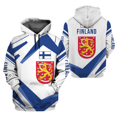 FINLAND LIMITED EDITION NEW DESIGN - GnWarriors Clothing