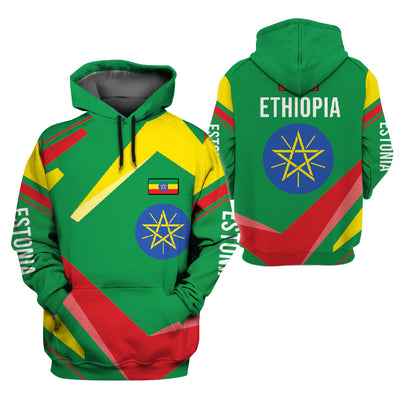 ETHIOPIA LIMITED EDITION NEW DESIGN - GnWarriors Clothing