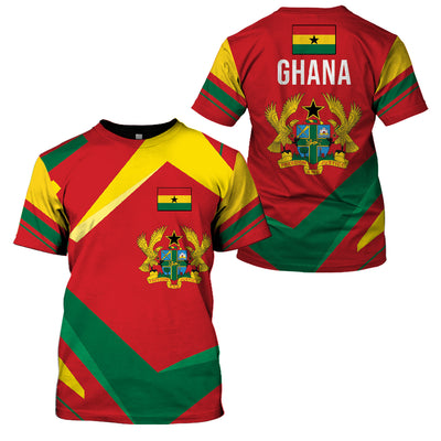 GHANA LIMITED EDITION NEW DESIGN - GnWarriors Clothing