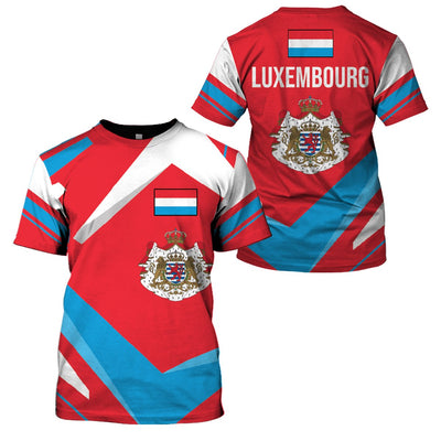 Limited Edition new 3d apparel - Luxembourg