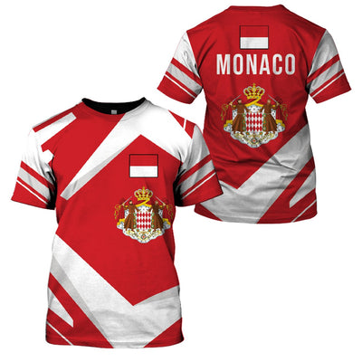 Limited Edition new 3d apparel - Monaco