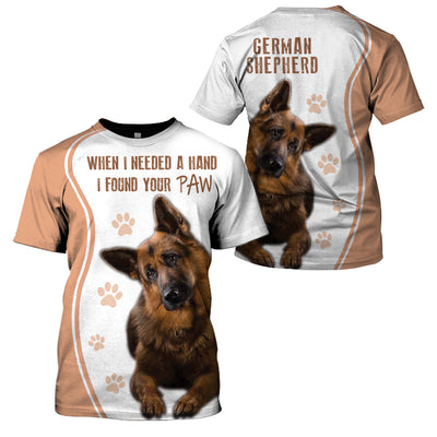 GERMAN SHEPHERD LIMITED EDITION NEW DESIGN - GnWarriors Clothing