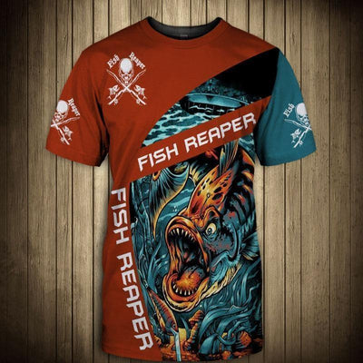 FISH REAPER - BADASS FISH HC5704