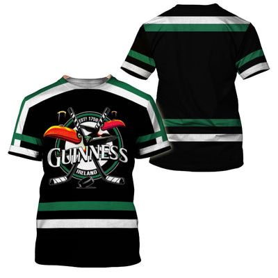 Ireland Guinness - GnWarriors Clothing