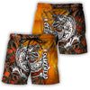 Snakehead Fishing Orange camo Women's Men's clothing TR2604203