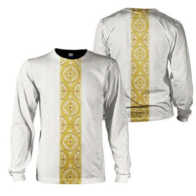 3D Costume Apparel - Chasuble Costume