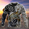 Musky ice fishing gear shirt Muskie fishing shirt TR120301