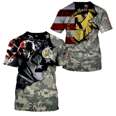 Association of the United States Army - GnWarriors Clothing