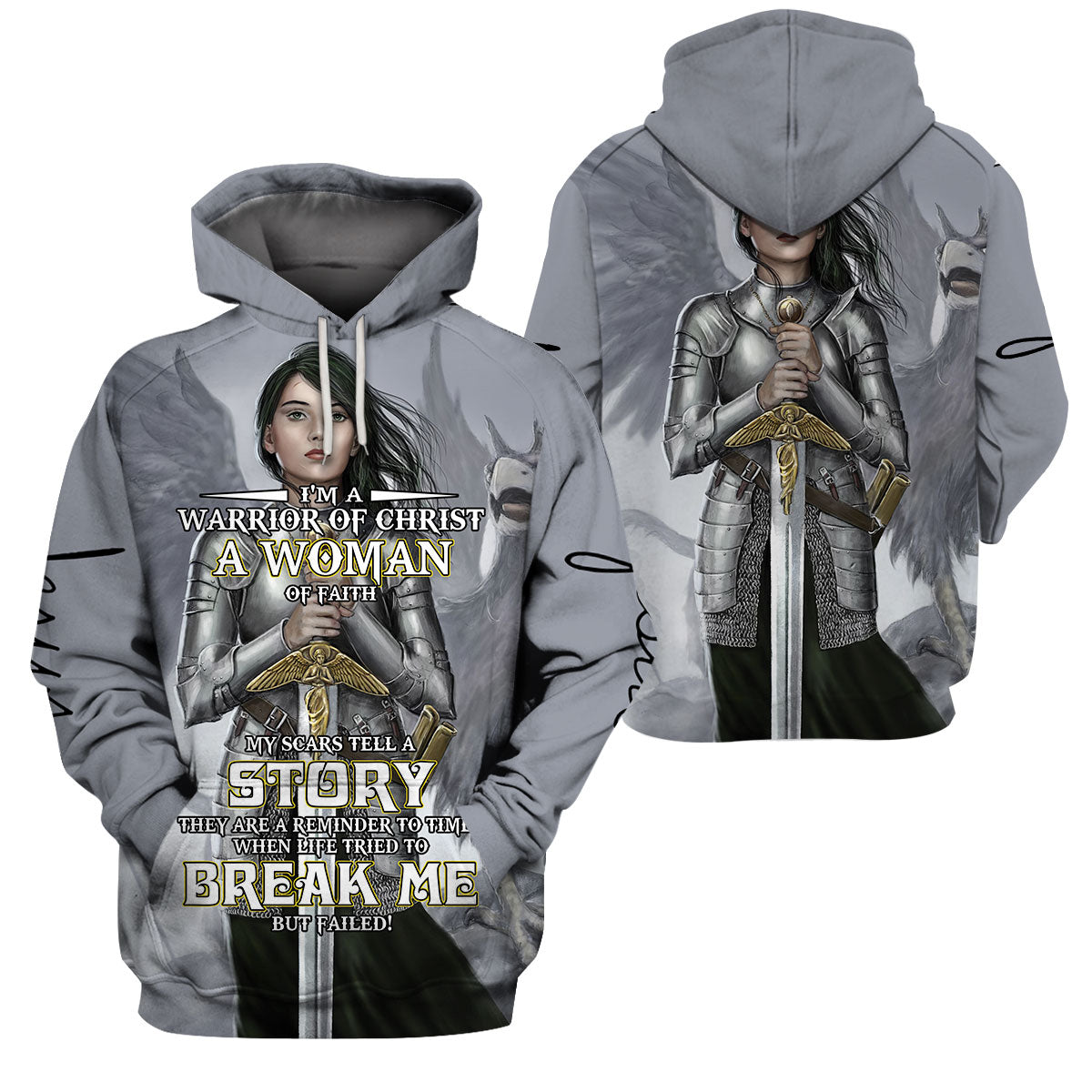 3D Knight Apparel - Newest Design
