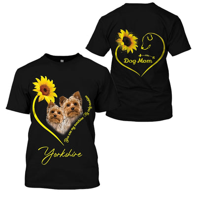 3d apparel - You are my sunshine, my only sunshine -  Yorkshire