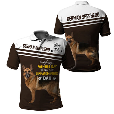 German Shepherd - 3D Print Full Animal Clothing - Father Day - GnWarriors Clothing