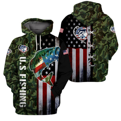 U.S Fishing - GnWarriors Clothing