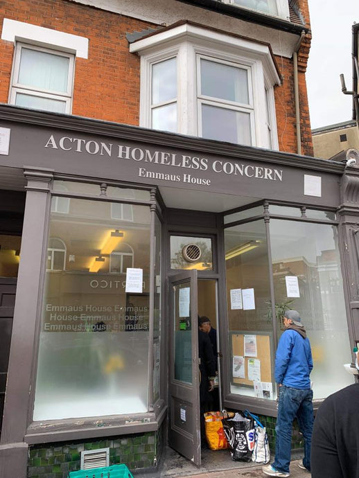 Visit to the Acton Homeless Shelter