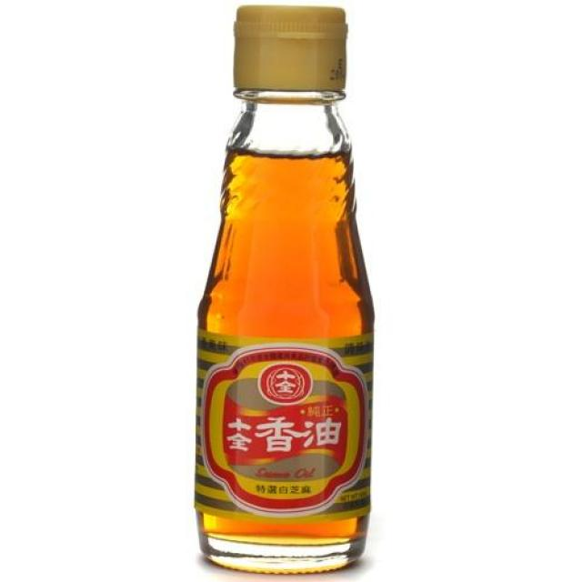 EF - Sesame Oil 100ml (yellow label)