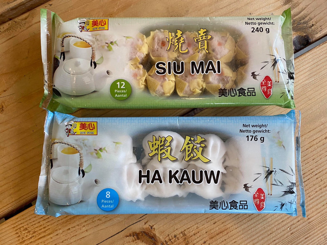 MS-Siu Mai / Ha Kauw