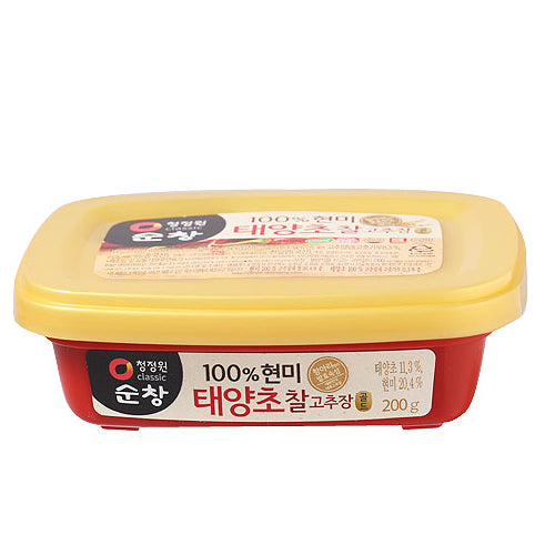 CJO Red Pepper Paste 200g