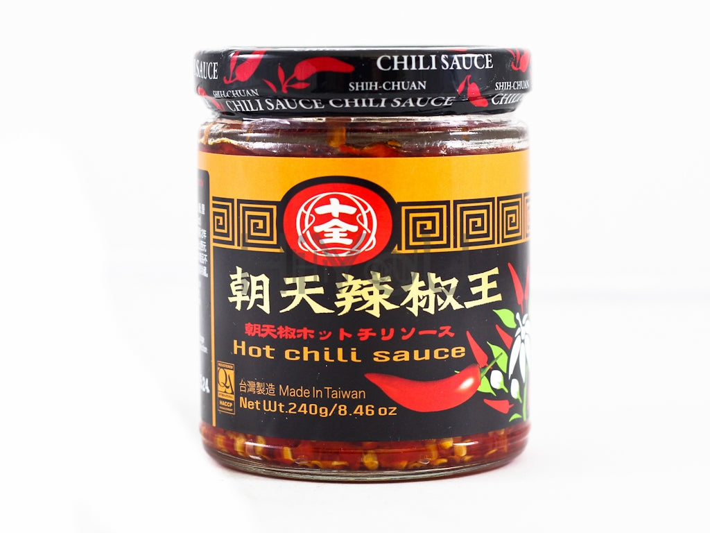 EF - Hot Chili Sauce 240g (red bottle)