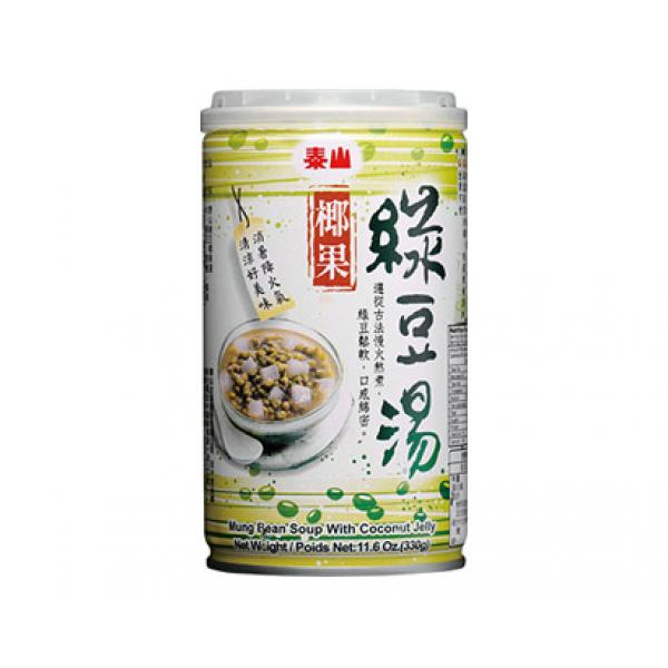 Taisun Mung Bean Soup With Coconut Jelly 330g