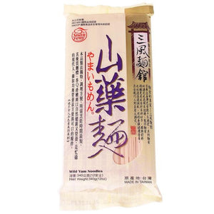 SF - Wild Yam Noodles 340g